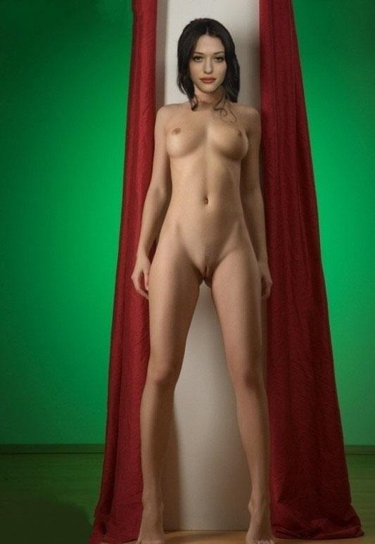 Кэт Деннингс голая. Фото - 18