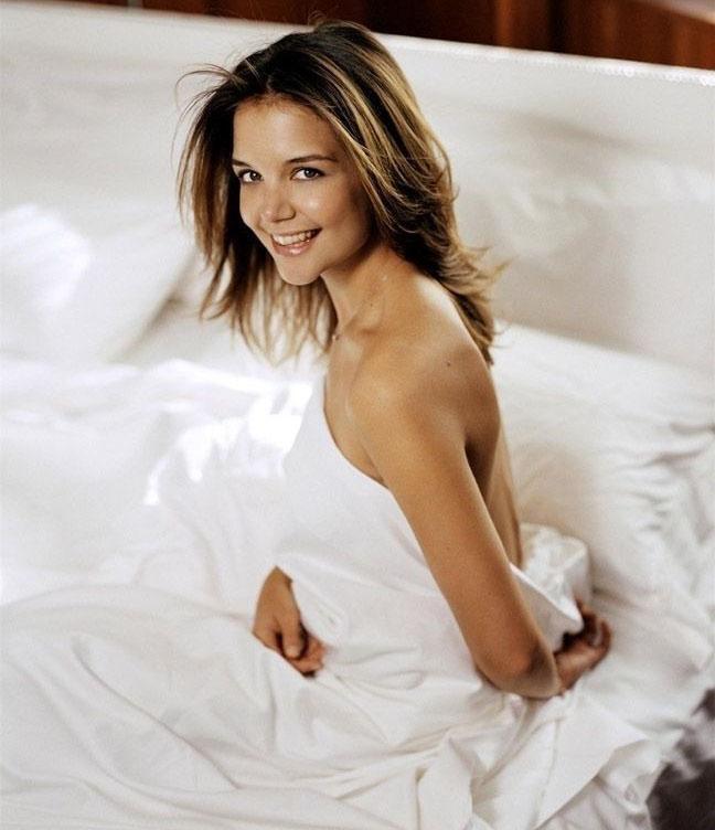Unikly nahé fotky Katie Holmes » Nahefoto.cz - Nahé