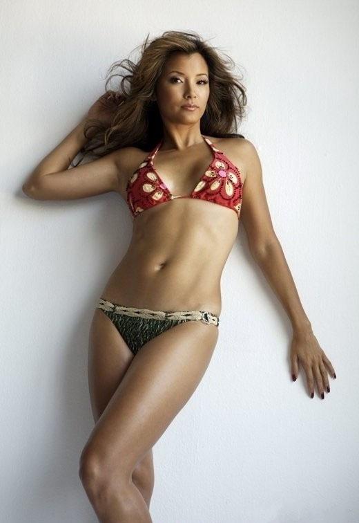 Kelly Hu Nackt