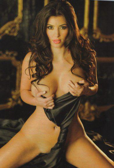Kim Kardashian Nago. Zdjęcie - 52