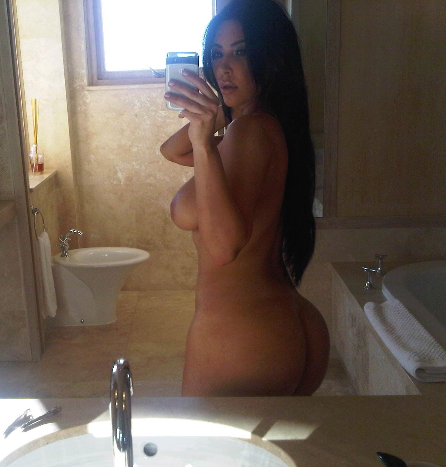 Kim Kardashian Nago. Zdjęcie - 55