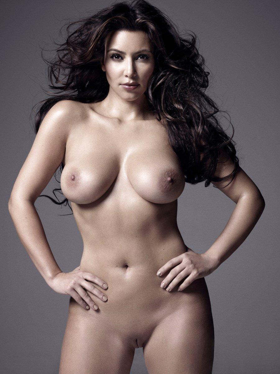 Kim Kardashian Nago. Zdjęcie - 58
