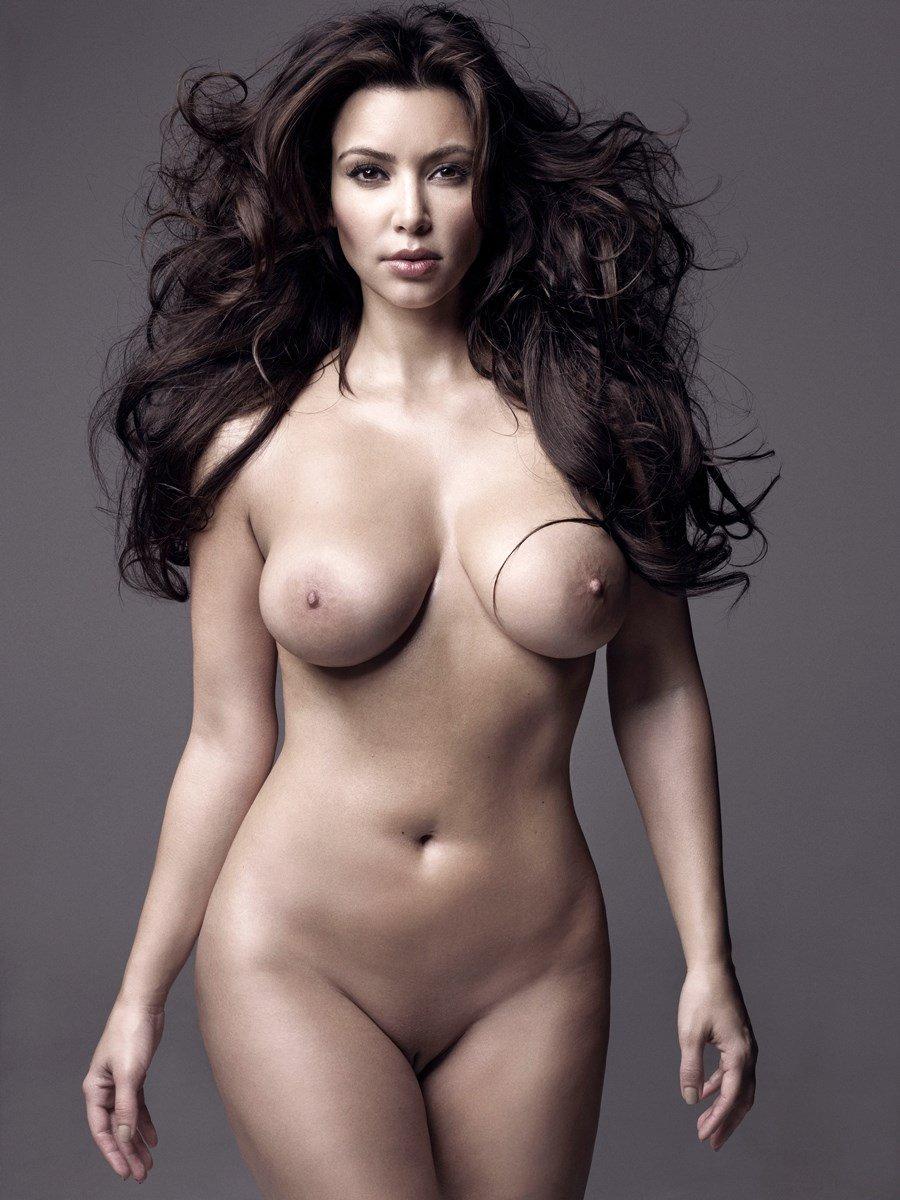 Kim Kardashian Nago. Zdjęcie - 59