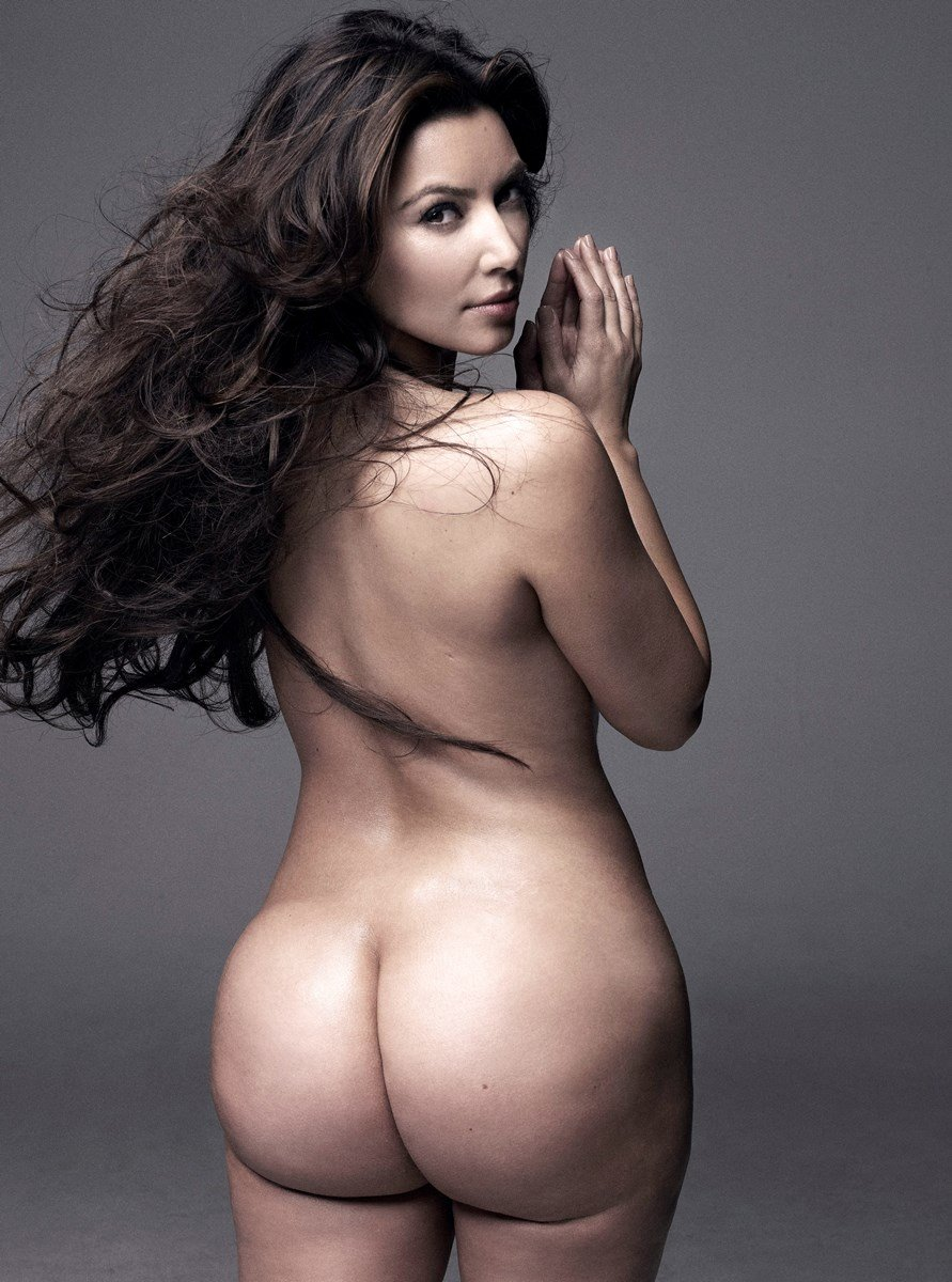 Kim Kardashian Nago. Zdjęcie - 60