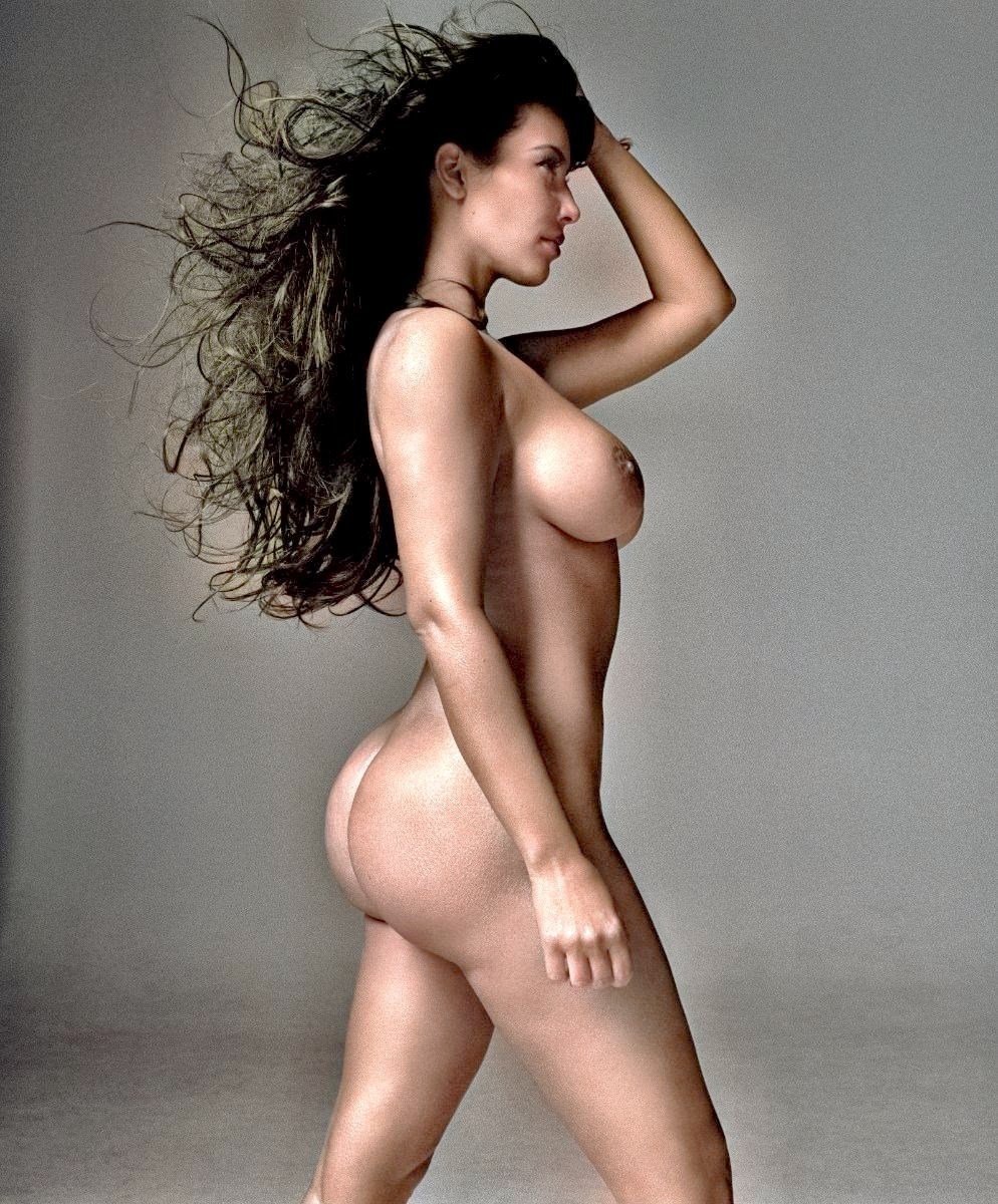 Kim Kardashian Nago. Zdjęcie - 61