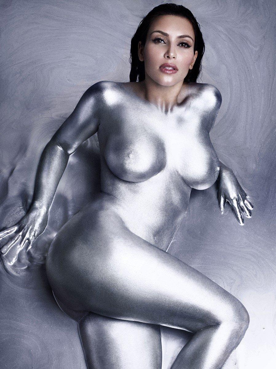 Kim Kardashian Nago. Zdjęcie - 62