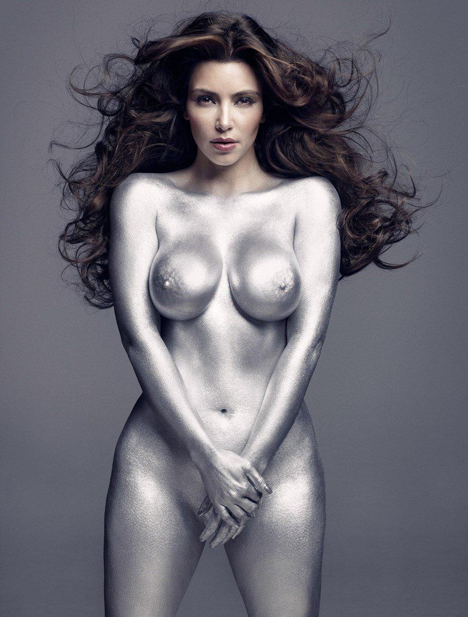 Kim Kardashian Nago. Zdjęcie - 63