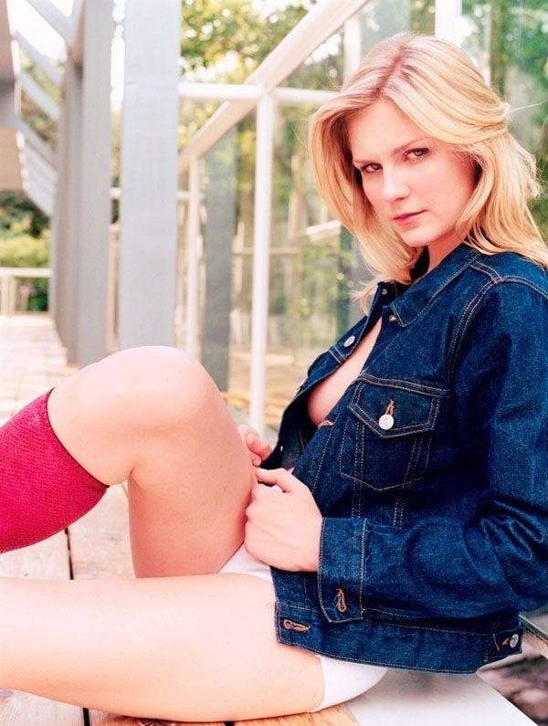 Kirsten Dunst Nago. Zdjęcie - 11