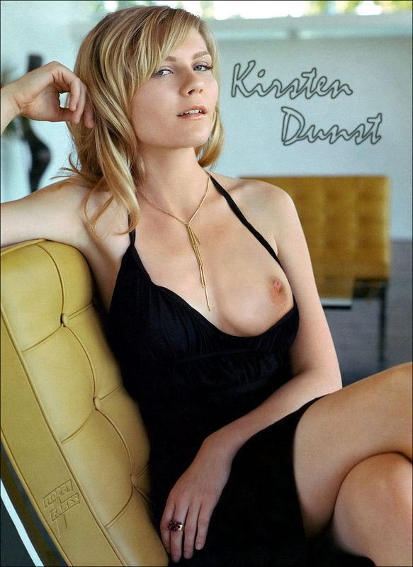 Kirsten Dunst Nago. Zdjęcie - 118