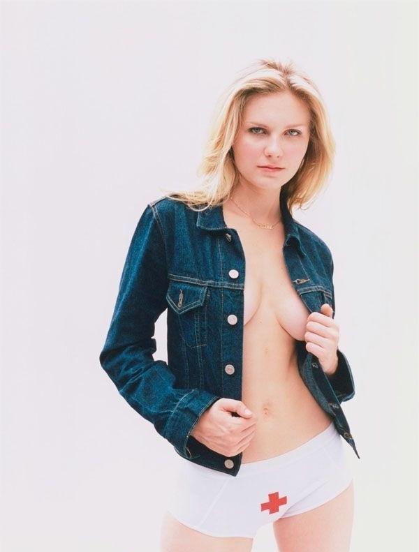 Kirsten Dunst Nago. Zdjęcie - 12