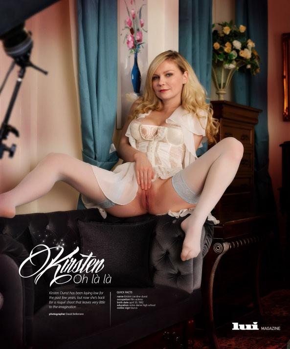 Kirsten Dunst Nago. Zdjęcie - 125
