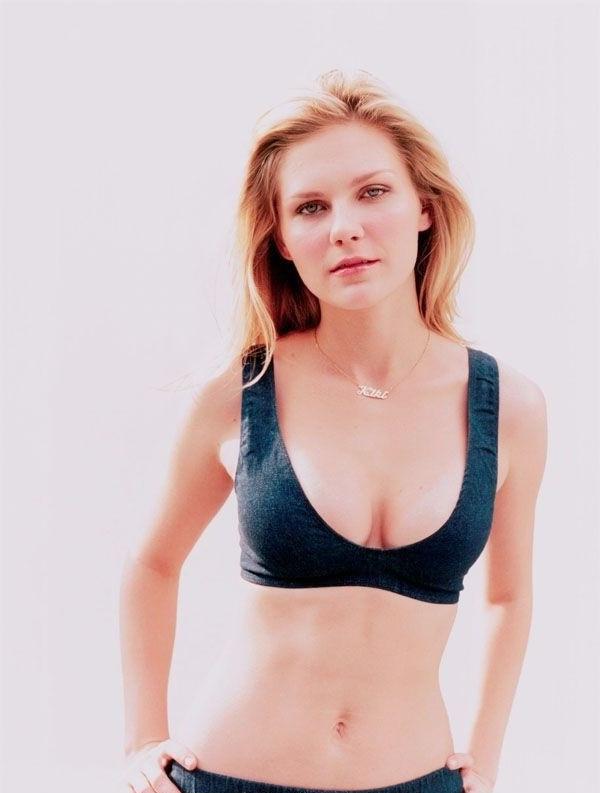 Kirsten Dunst Nago. Zdjęcie - 14