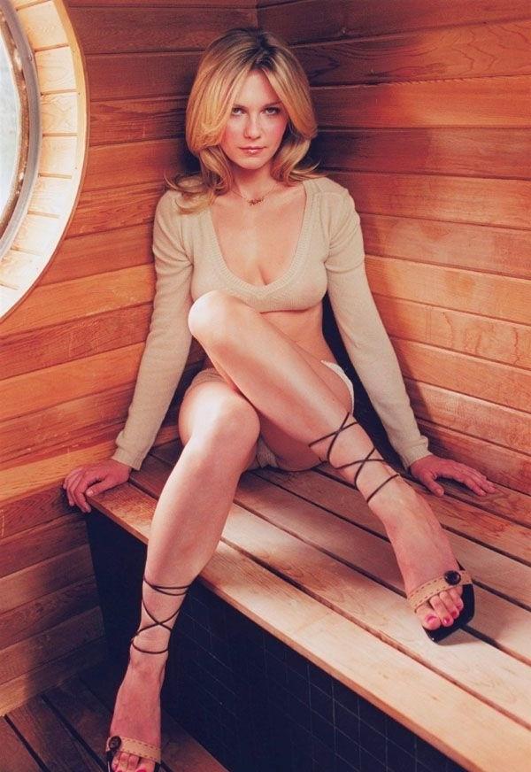 Kirsten Dunst Nago. Zdjęcie - 17