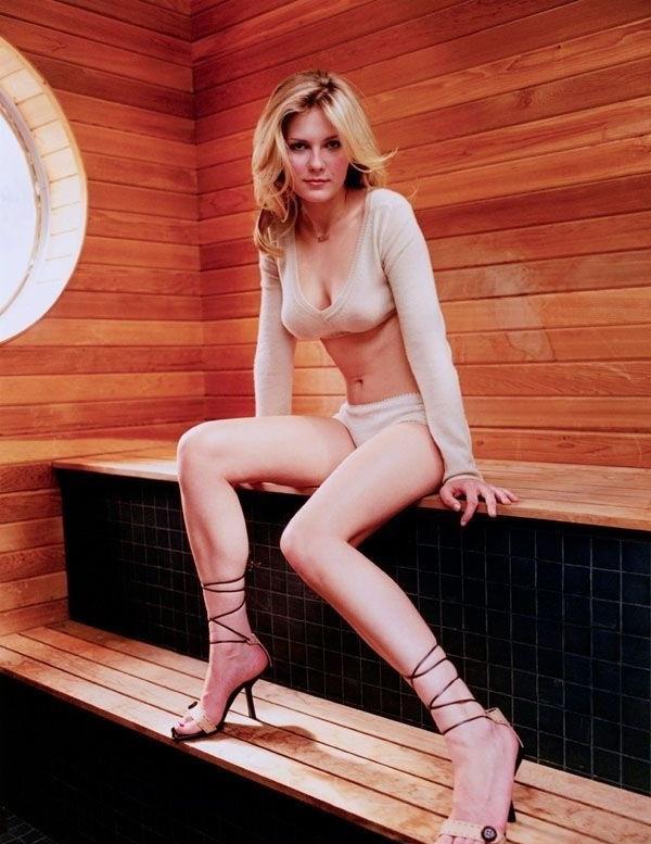 Kirsten Dunst Nago. Zdjęcie - 18