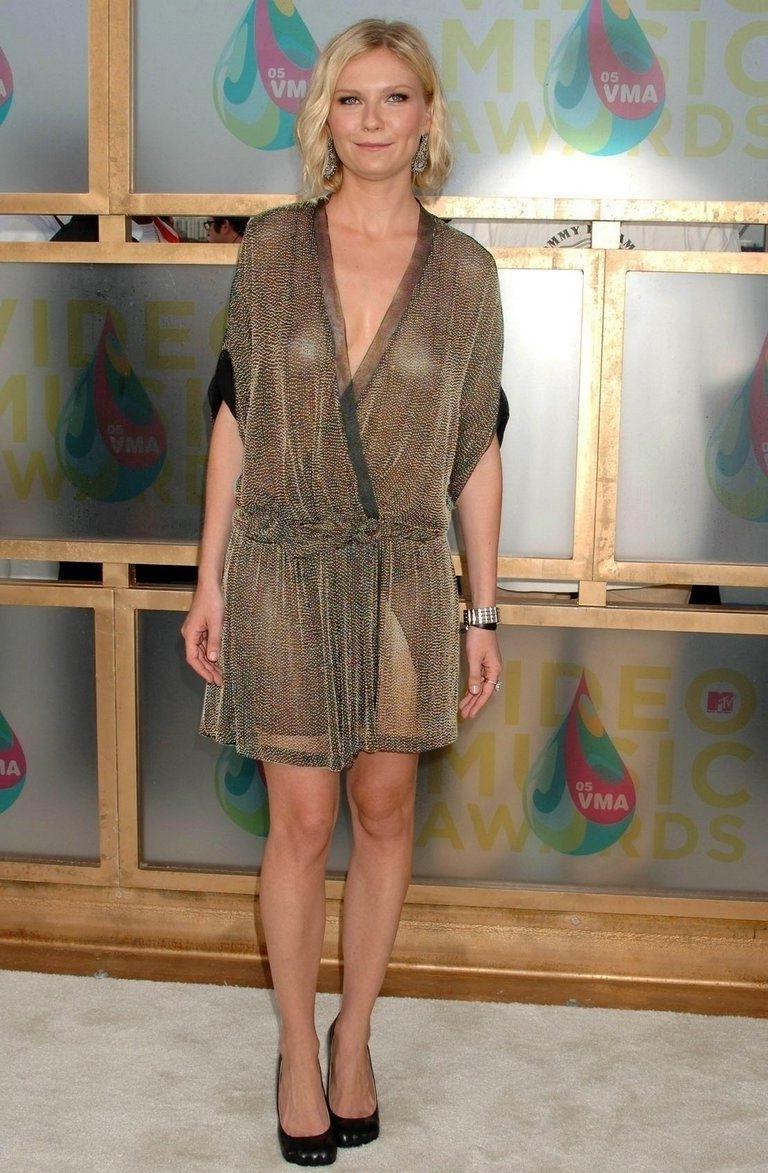 Kirsten Dunst Nago. Zdjęcie - 23