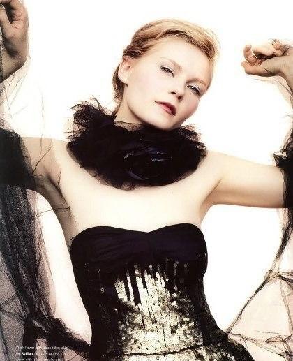 Kirsten Dunst Nago. Zdjęcie - 32