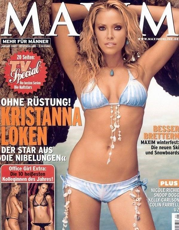 Kristanna Loken Nackt. Foto - 4