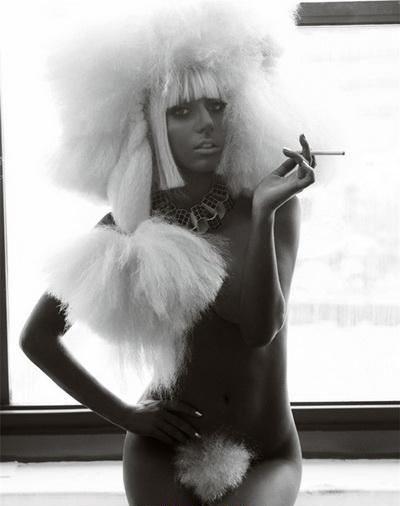 Lady Gaga Nude. Photo - 5