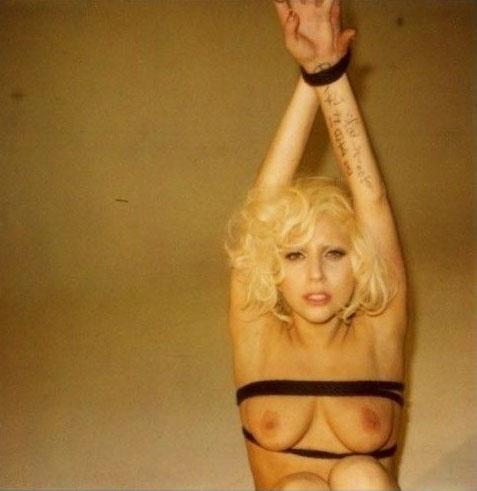 Lady Gaga Nude. Photo - 7