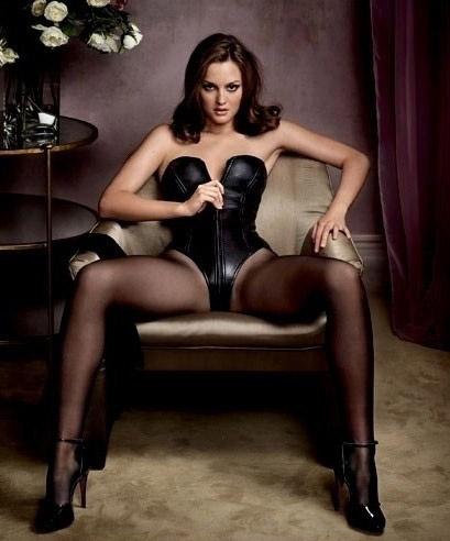 Nackt zum Hinschauen: Leighton Meester! » Nacktefoto.com