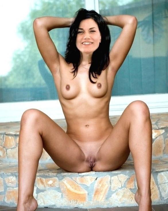 Linda Fiorentino  nackt
