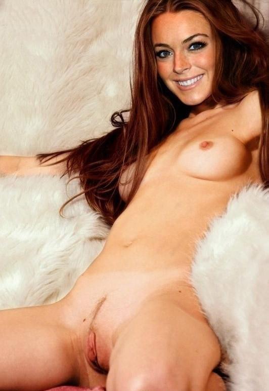 Lindsay Lohan Nago. Zdjęcie - 110