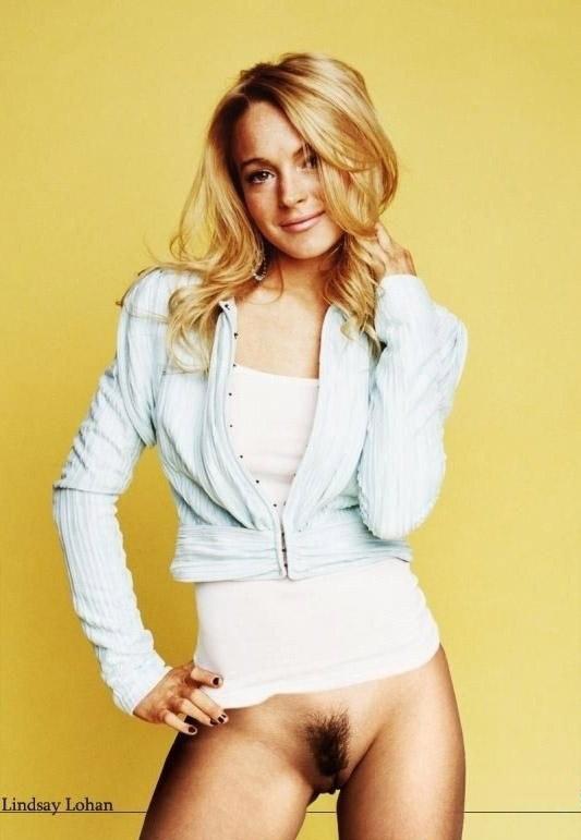 Lindsay Lohan Nago. Zdjęcie - 113