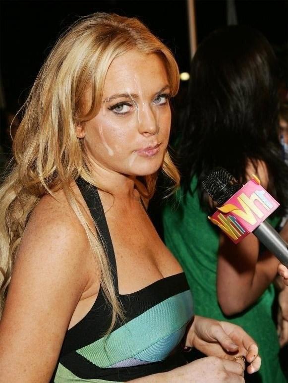 Lindsay Lohan Nago. Zdjęcie - 124