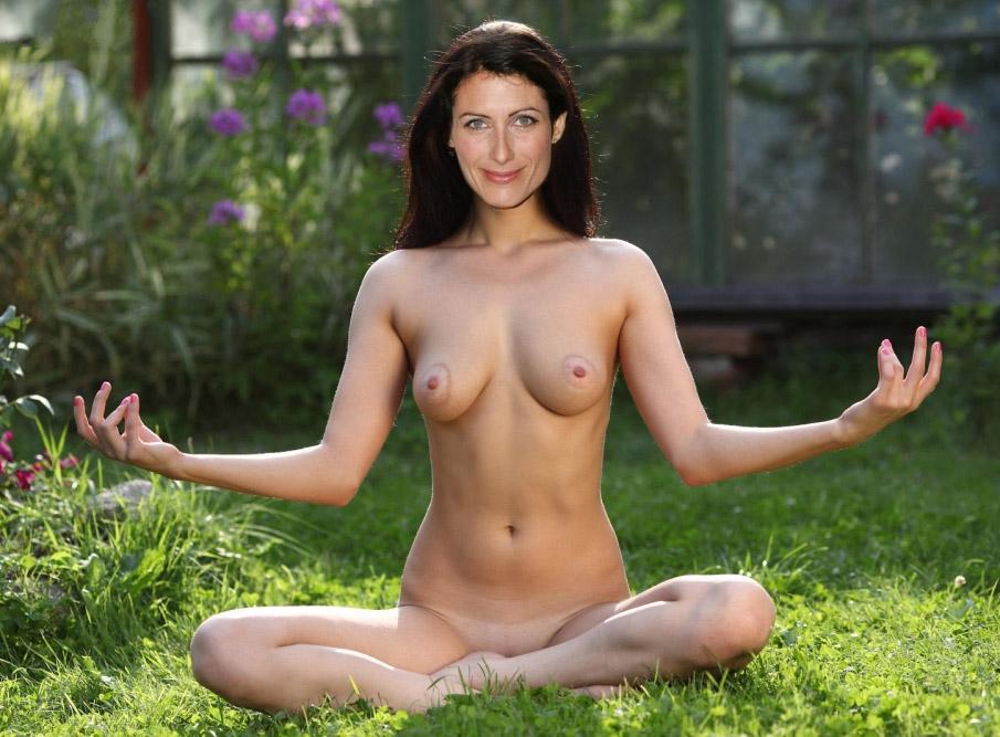 Lisa Edelstein Nackt. Foto - 36