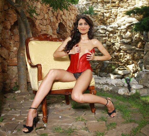 Lisa Edelstein Nackt. Foto - 38