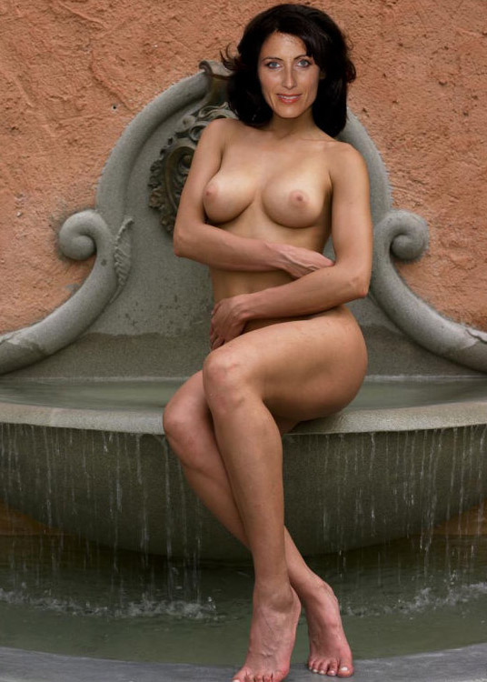Lisa Edelstein Nago. Zdjęcie - 54