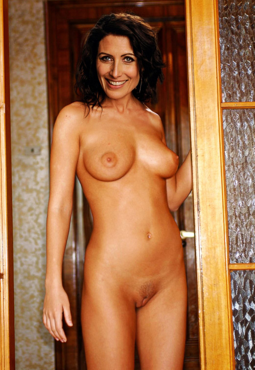 Lisa Edelstein Nago. Zdjęcie - 61