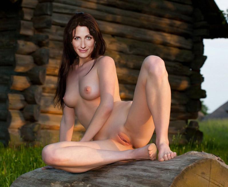 Lisa Edelstein Nago. Zdjęcie - 80