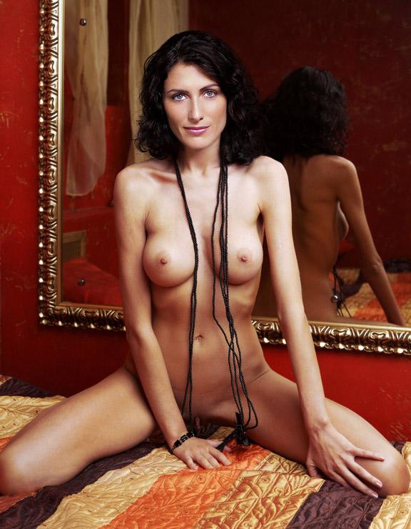 Lisa Edelstein Nackt. Foto - 9