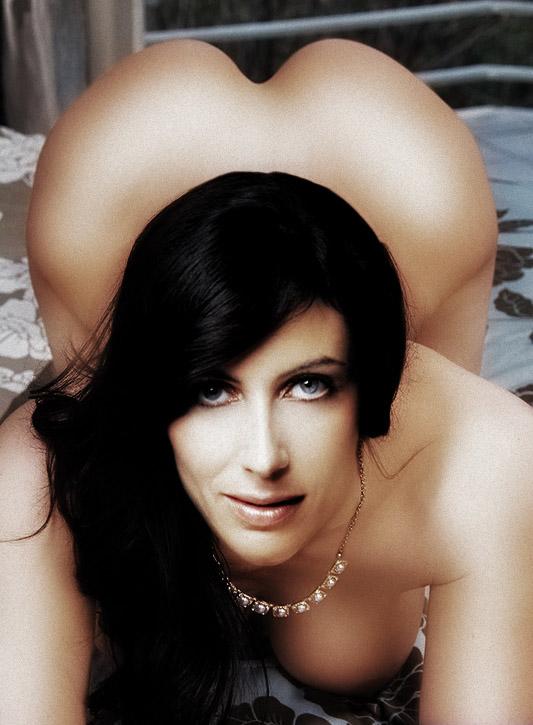 Lisa Edelstein Nago. Zdjęcie - 99