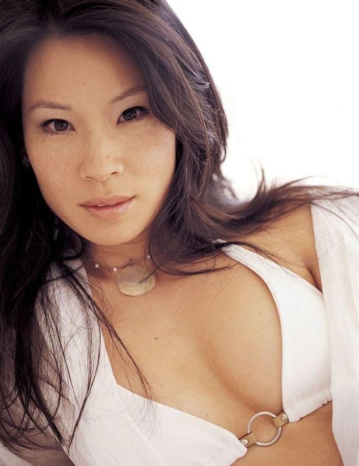 Liu nackt luci Lucy Liu