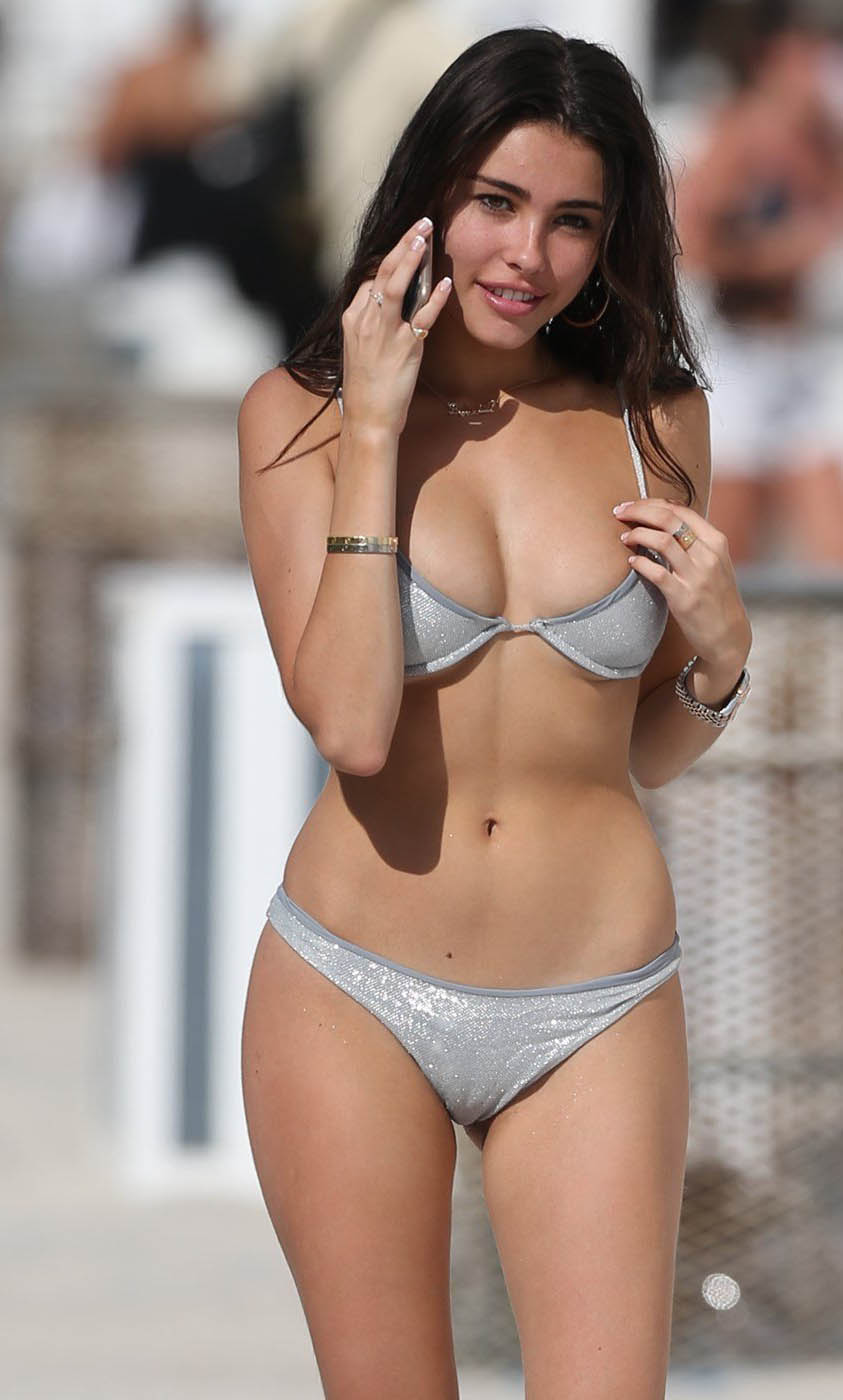 Madison Beer nude leaked photos uncensored. Gallery - 1