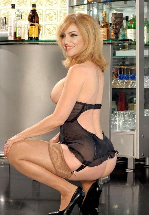 Madonna Nude. Photo - 51