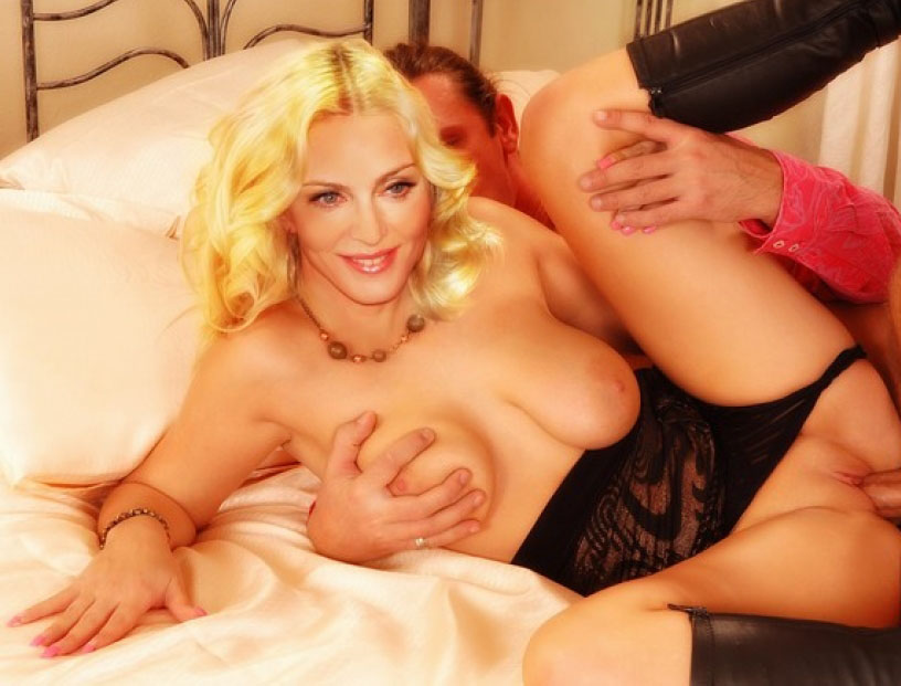 Madonna Nude. Photo - 55