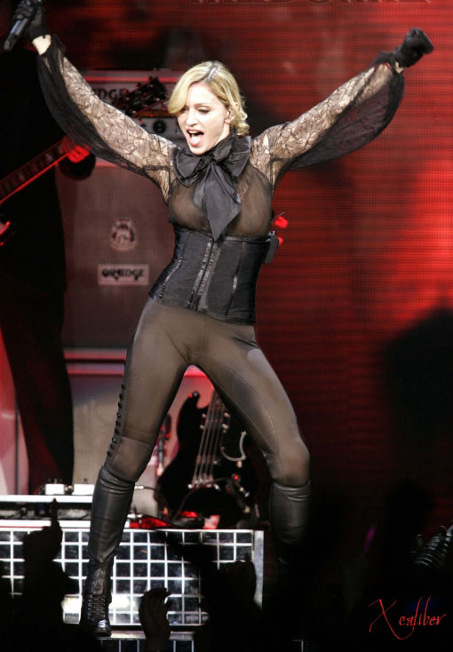 Madonna Nude. Photo - 62