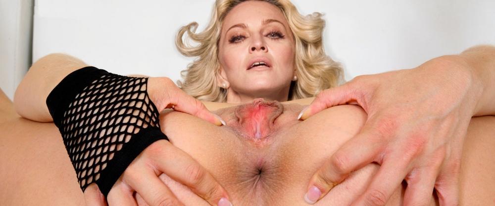 Madonna Nude. Photo - 65
