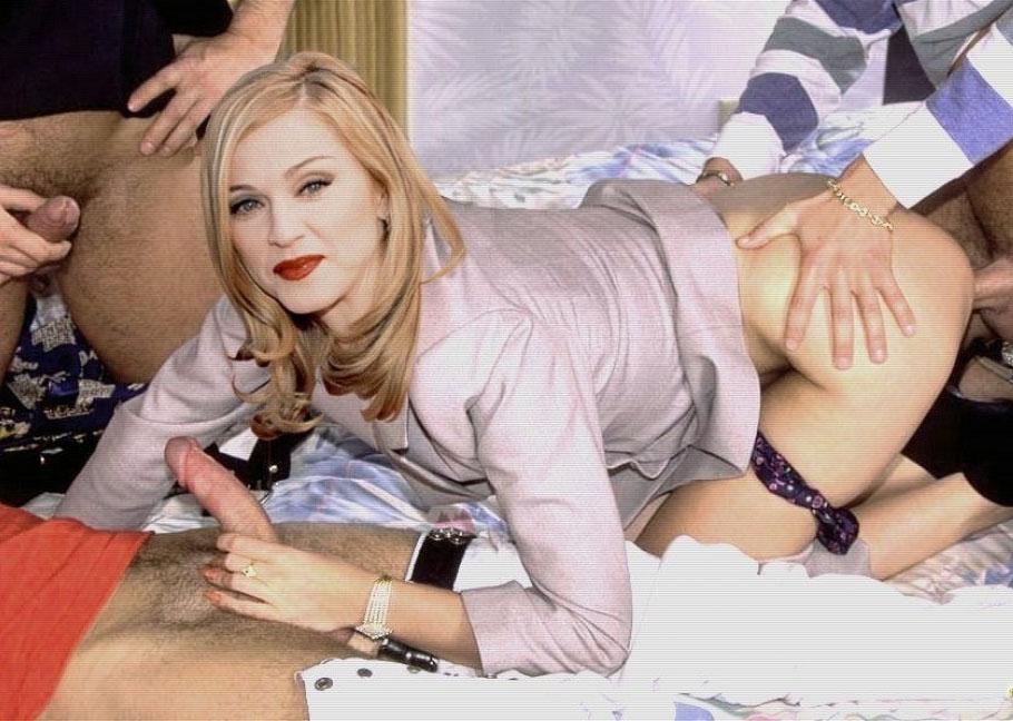 Madonna Nude. Photo - 69