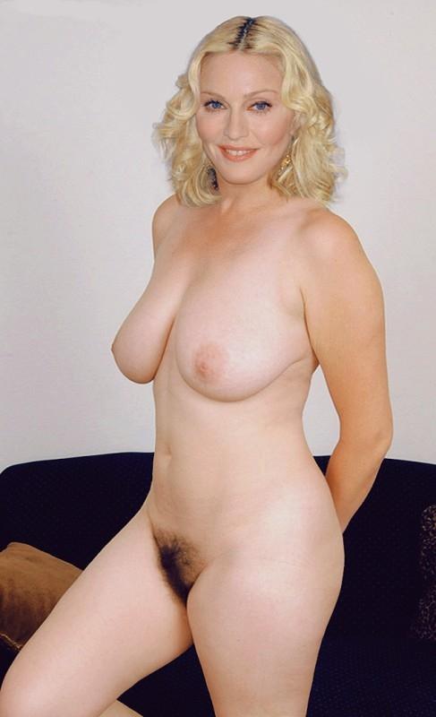 Madonna Nude. Photo - 82