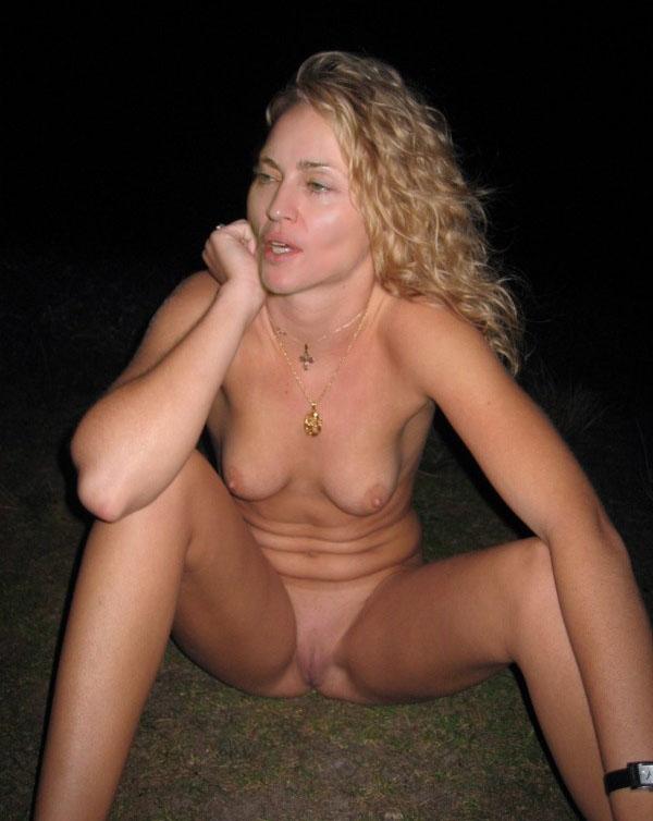 Madonna Nude. Photo - 88