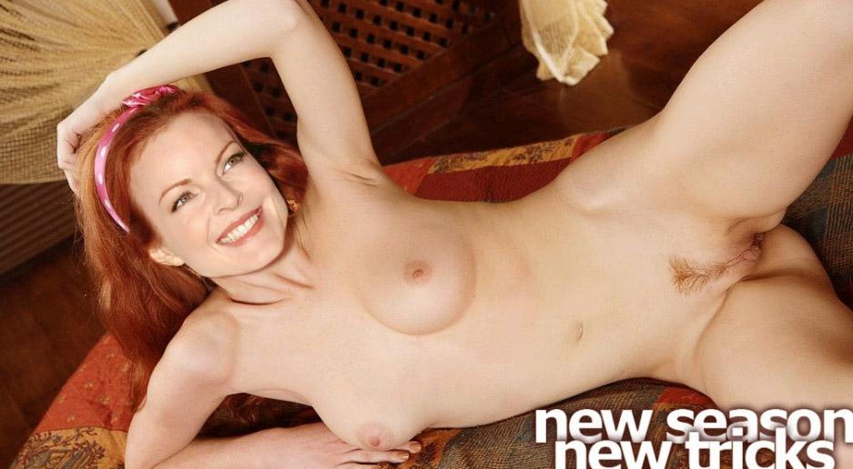 Marcia Cross Nackt. Foto - 60
