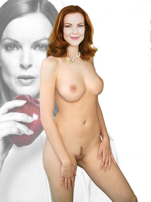 Marcia Cross Nackt. Foto - 87