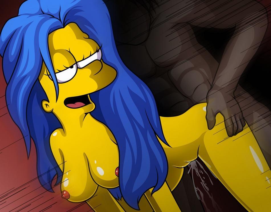 Marge Simpson Nago. Zdjęcie - 12