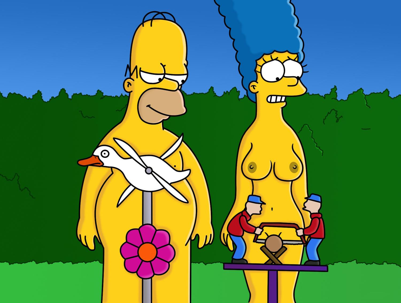 Marge Simpson Nago. Zdjęcie - 15