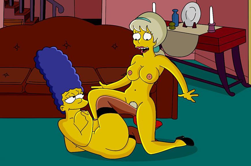 Marge Simpson Nago. Zdjęcie - 16