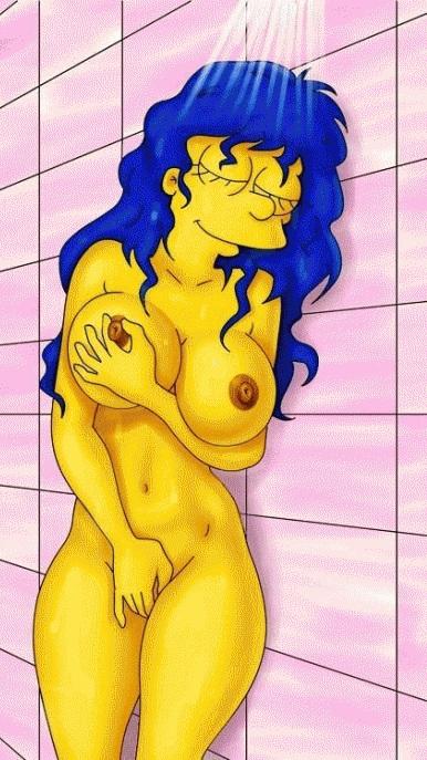 Marge Simpson Nago. Zdjęcie - 17